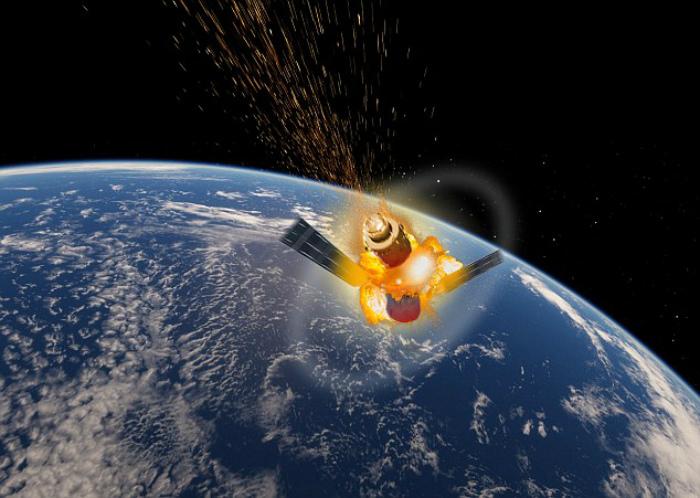 Չինական Tiangong-1 տիեզերական սարքը այրվել է Խաղաղ օվկիանոսի օդային տարածքում