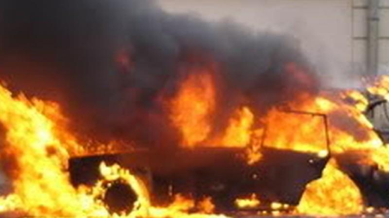 Կարբի գյուղում ավտոմեքենա է այրվել. վարորդի առողջական վիճակը գնահատվել է ծանր