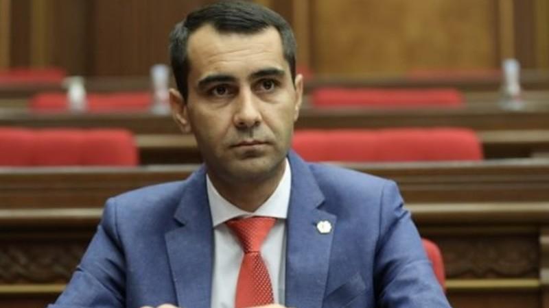 Գեղարքունիքի մարզպետ Կարեն Սարգսյանն իր օգնականին ազատել է պաշտոնից