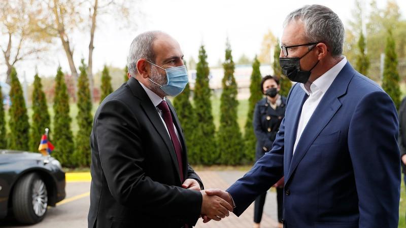 Լիտվական կողմն իր փորձը կկիսի Հայաստանի հետ աղբի վերամշակման ոլորտում (տեսանյութ)