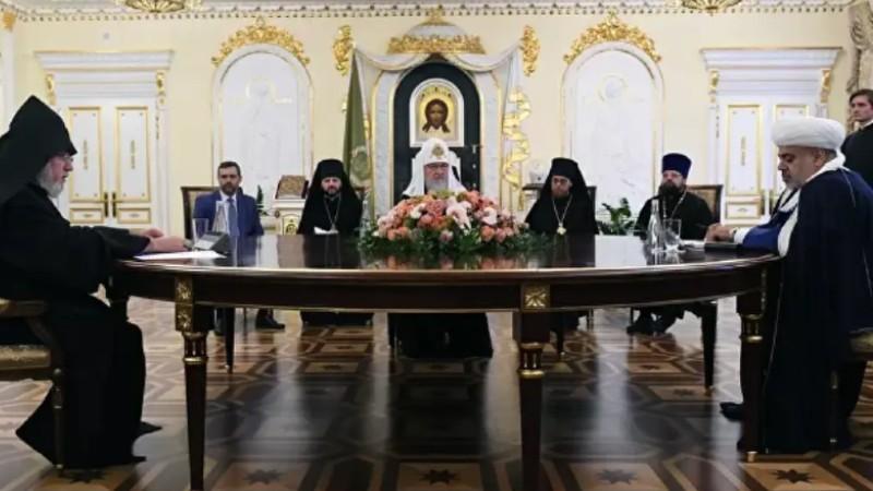 Հայաստանի, Ռուսաստանի և Ադրբեջանի հոգևոր առաջնորդները կհանդիպեն Մոսկվայում