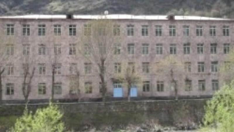 Ալավերդիում թալանել են Սպենդիարյանի անվան թիվ 1 հիմնական դպրոցը
