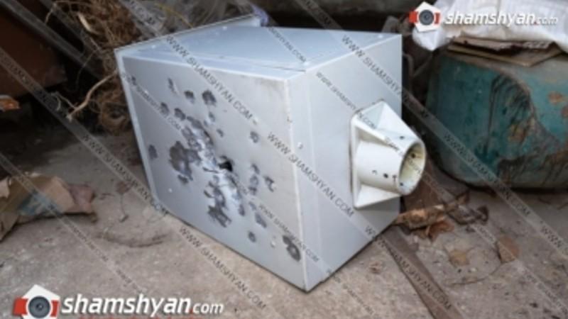 Կրակել են Հարթավան գյուղում տեղադրված արագաչափ սարքի վրա՝ վնասելով այն