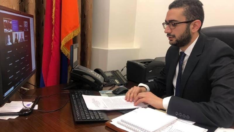 Հայաստանի կառավարությունն արել է հնարավոր ամեն բան աջակցելու ՔՈՎԻԴ-19-ի պայմաններում տեղահանված և խոցելի բնակչությանը. ՄԾ պետ