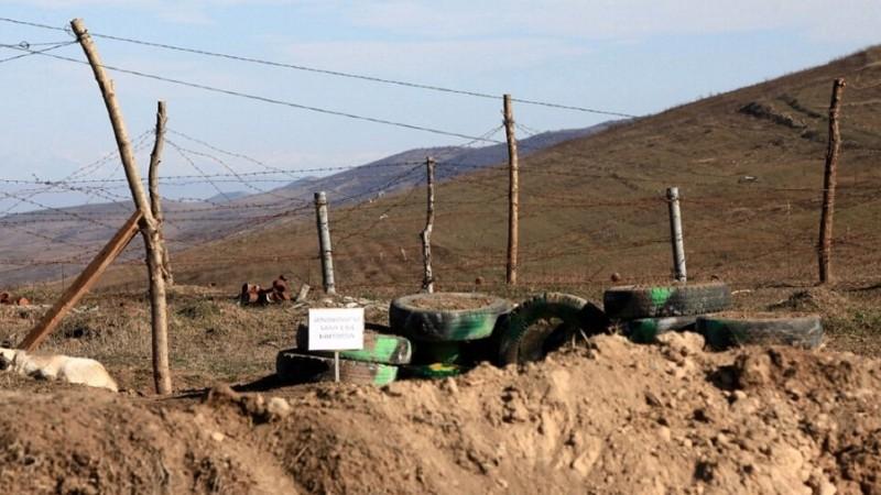 Հայկական կողմը դիրքային ու տարածքային կորուստներ չունի. ԱՀ ՊՆ