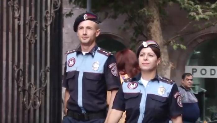 Ոստիկանությունն անցել է ուժեղացված ծառայության (տեսանյութ)