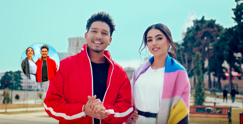 Հնդիկ երգիչը տեսահոլովակ է նկարահանել Ստեփանակերտում (տեսանյութ)