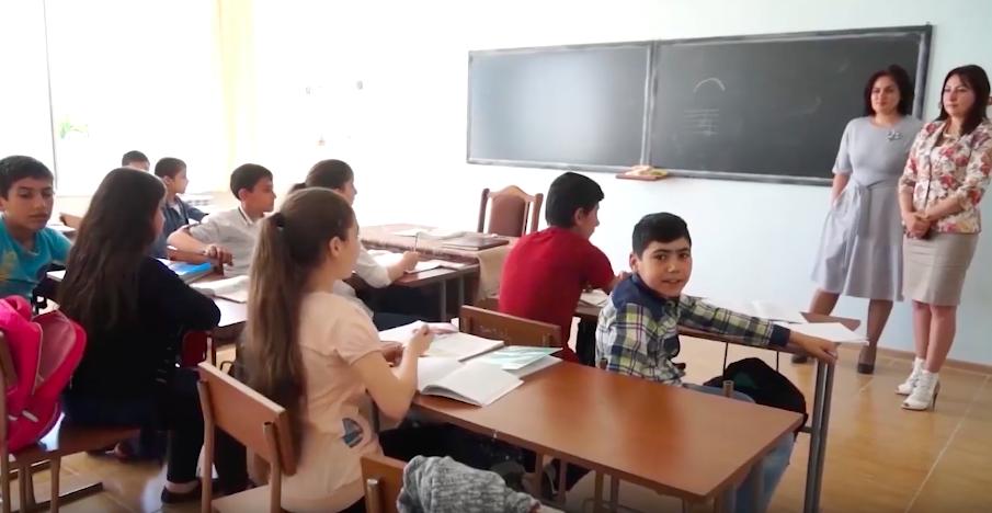 Ազգային փոքրամասնությունների կրթության խնդիրը՝ «Միասին հանուն որակյալ կրթության իրավունքի» ծրագրի թիրախում