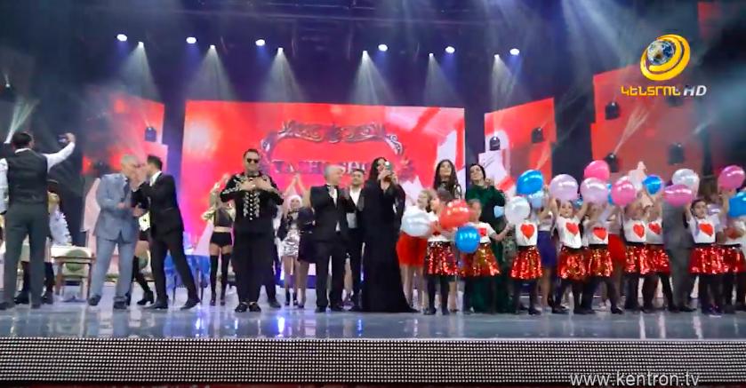 «Մուլտի գրուպ»-ի հովանավորությամբ Կրեմլում կայացել է «Տաշի շոու 2019»-ը