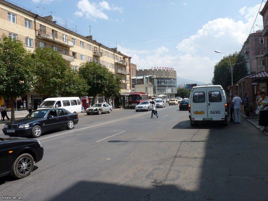 Жители Ванадзора жалуются на состояние остановок транспорта - «Аравот»