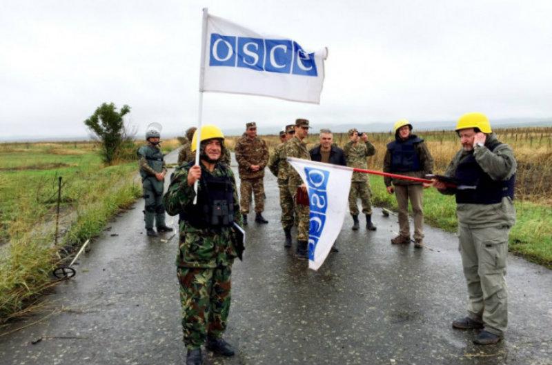 ԵԱՀԿ առաքելությունը դիտարկում կանցկացնի Արցախի և Ադրբեջանի շփման գծում