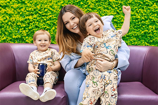 Мария Кожевникова стала мамой в третий раз (фото)