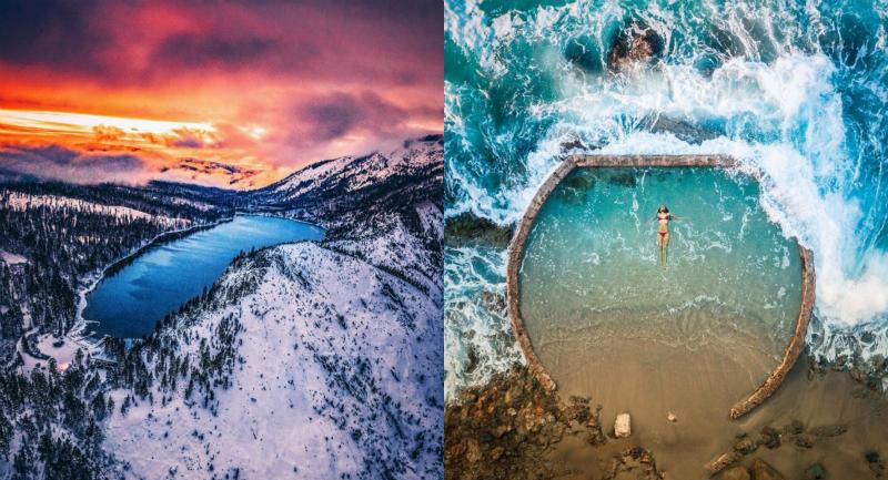 20 անհավանական աերոլուսանկարներ, որոնք ապշեցնում են իրենց գեղեցկությամբ (ֆոտոշարք)