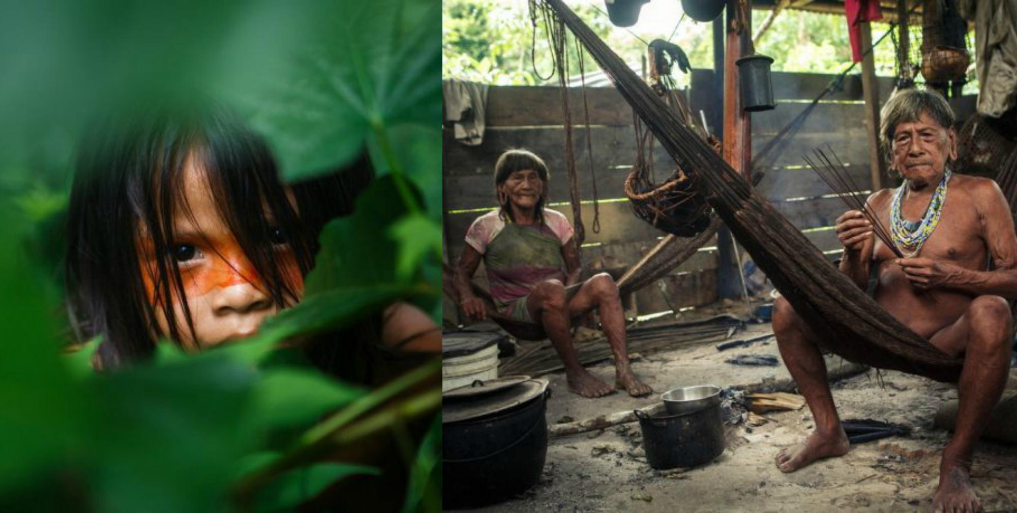 Ինչպես են ապրում վաորանի ցեղախմբի անդամները. ուշագրավ լուսանկարներ