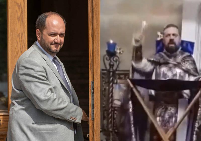 Չեք ուզու՞մ բիզնես անեմ, պահեք ինձ թագավորի պես․ դուք պարտավոր եք շնորհակալ լինել ինձ․ քահանայի ուղերձը Արայիկ Հարությունյանին