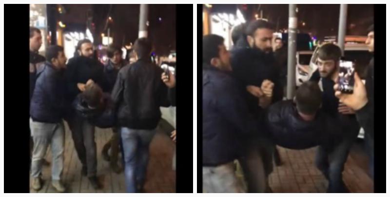 Ի ուրախություն պարոն Մալյանի ոստիկանության աշխատակիցները ժամանեցին «աղբահանության» վայր և փախցրեցին բլոգերին