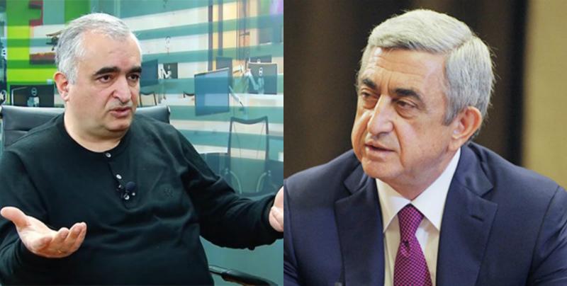 Չէիր խոսել, էլի չխոսեիր. ԳԽ պատգամավորը Սերժ Սարգսյանին