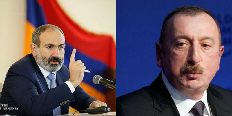 Ալիևը պատասխանել է Փաշինյանի՝ «Արցախը Հայաստան է» հայտարարությանը