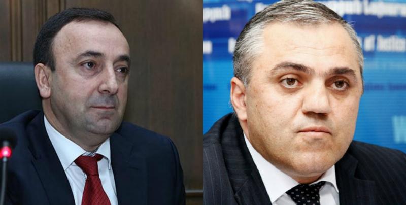Հրայր Թովմասյանի սանիկ Նորայր Փանոսյանին կրկին կկալանավորեն