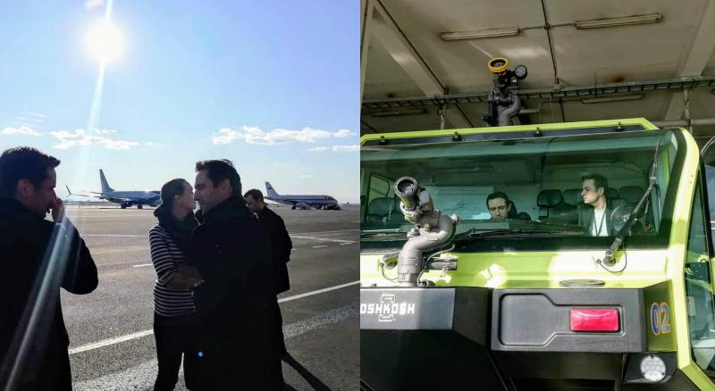 Շուտով սպասում ենք տուրիստական մեծ հոսք Երևան. Հայկ Մարությաննն այցելել է «Զվարթնոց» օդանավակայան (լուսանկարներ)