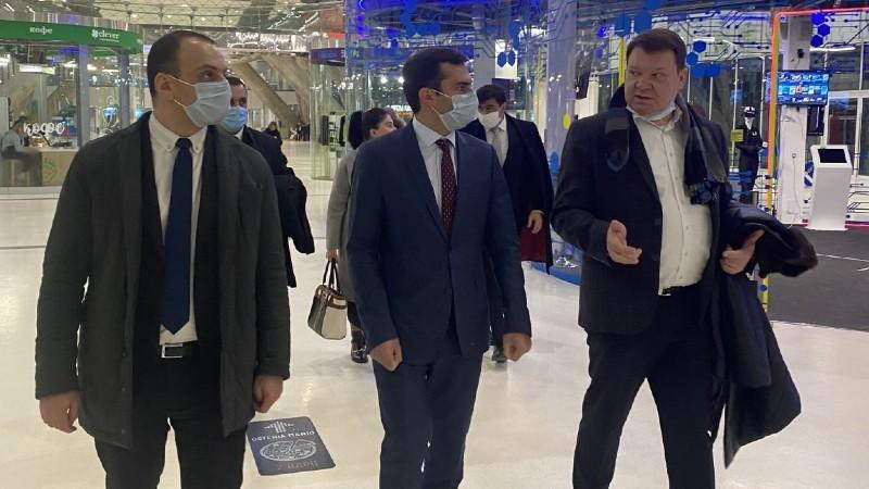 Հակոբ Արշակյանը ՌԴ աշխատանքային այցի ընթացքում հանդիպումներ է ունեցել ռուսաստանաբնակ հայ գործարարների հետ