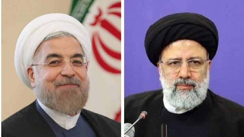 Հասան Ռոհանին շնորհավորել է էբրահիմ Ռայիսիին Իրանի նախագահական ընտրություններում հաղթելու առթիվ