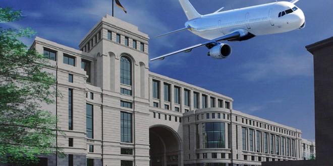 Ավիատոմսերի հետ կապված պրիմիտիվ գողությունը շարունակվում է. «Հայկական ժամանակ»