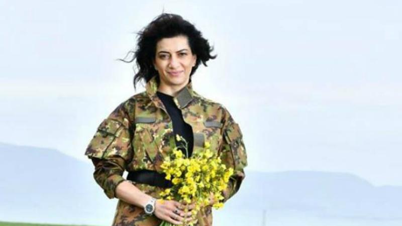 Ադրբեջանցի կանանց շրջանում ակտիվություն կա Աննա Հակոբյանի խաղաղության կոչի նկատմամբ
