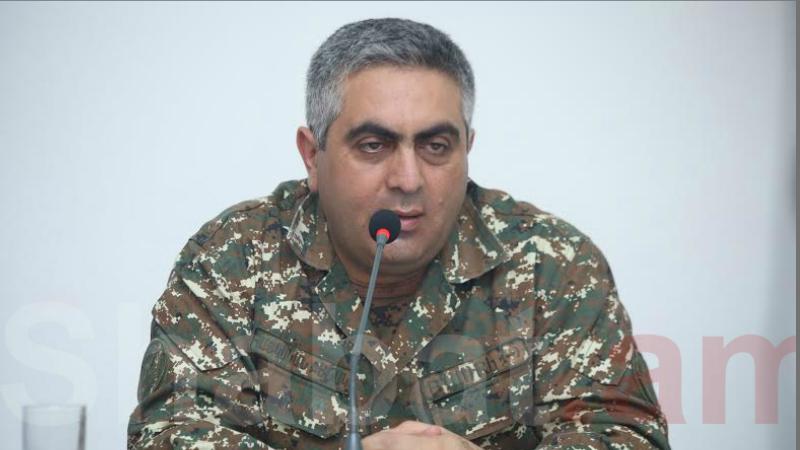 Եվս մեկ Սու-25 զգետնվեց. Արծրուն Հովհաննիսյան