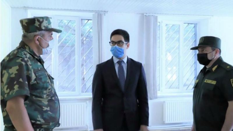 Ռուստամ Բադասյանը շրջայց է կատարել «Աբովյան» և «Սևան» քրեակատարողական հիմնարկներում
