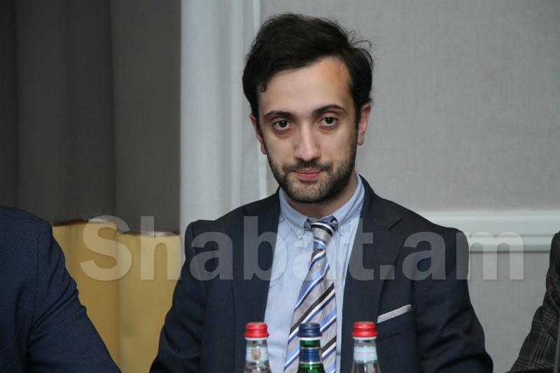 «Ադեկվադ» ֆեյքերը ԱԱԾ-ին պաշտպանում են ինձանից. Դանիել Իոաննիսյան