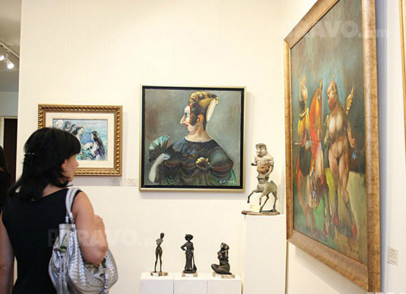 Հայաստանի ազգային պատկերասրահից 120 մլն դրամ արժեքով մշակութային արժեքներ են անհայտացել. Դատախազություն