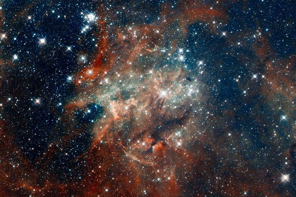 Երկրագնդի բնակիչները կարող են անզեն աչքով դիտել աստղերի բախումը