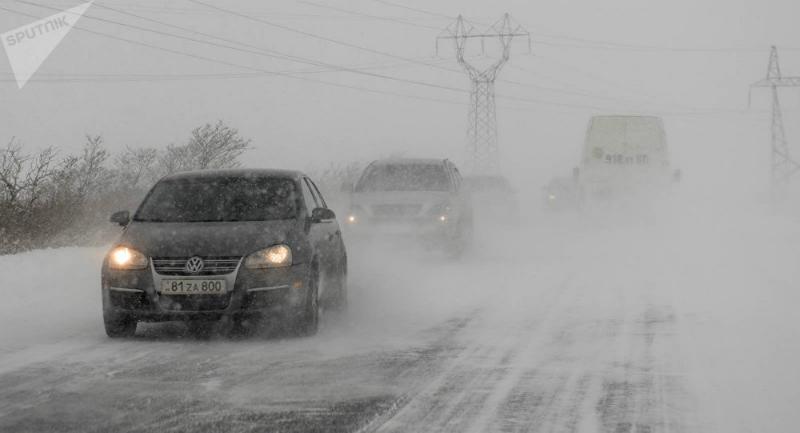 Հայաստանում կան  փակ և դժվարանցանելի ավտոճանապարհներ