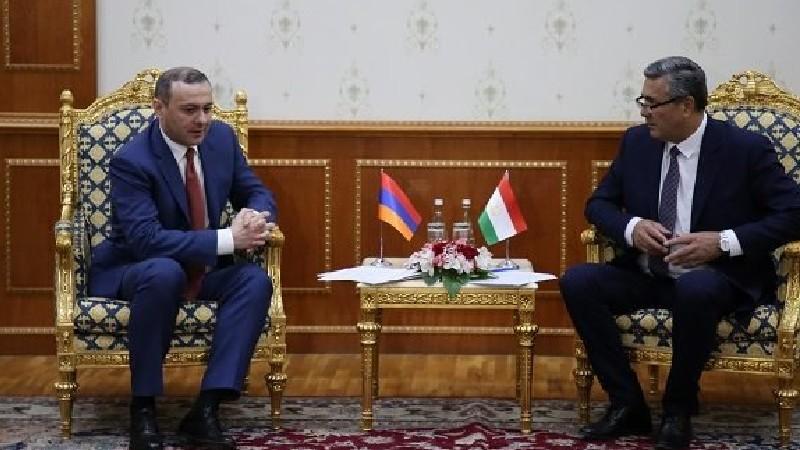 Արմեն Գրիգորյանը Նասրուլլո Մախմուդզոդային է ներկայացրել հայ-ադրբեջանական սահմանին տիրող իրավիճակը այս պահին