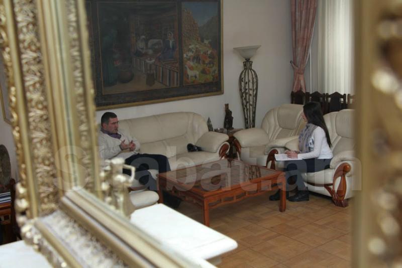 Չեմ ժխտի՝ Սամվել Բաբայանի հետ հանդիպում ունեցել եմ. Շաբաթի հյուրը՝ Արմեն Մարտիրոսյանն է (ֆոտոշարք)