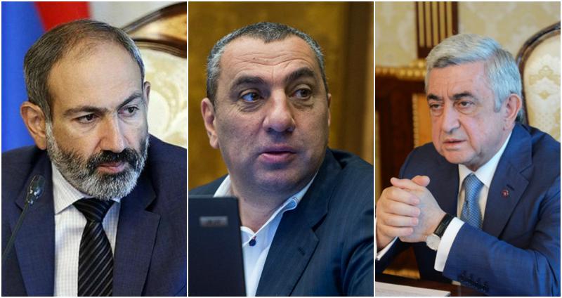 Սամվել Ալեքսանյանը նոր գրասենյակ է սարքում ՀՀԿ-ի համար.  ինչու՞ է նա համաձայնել. «Շաբաթ»