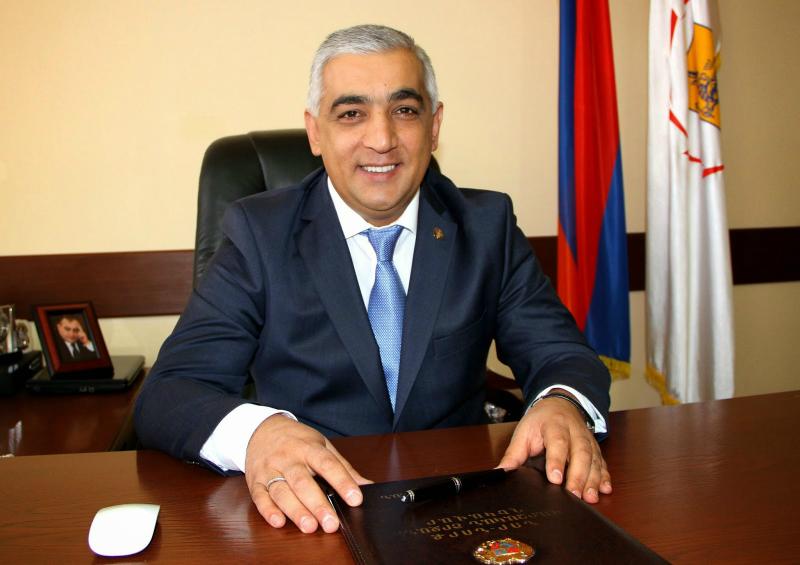 Նոր Նորք վարչական շրջանի ղեկավարը հրաժարական տվեց