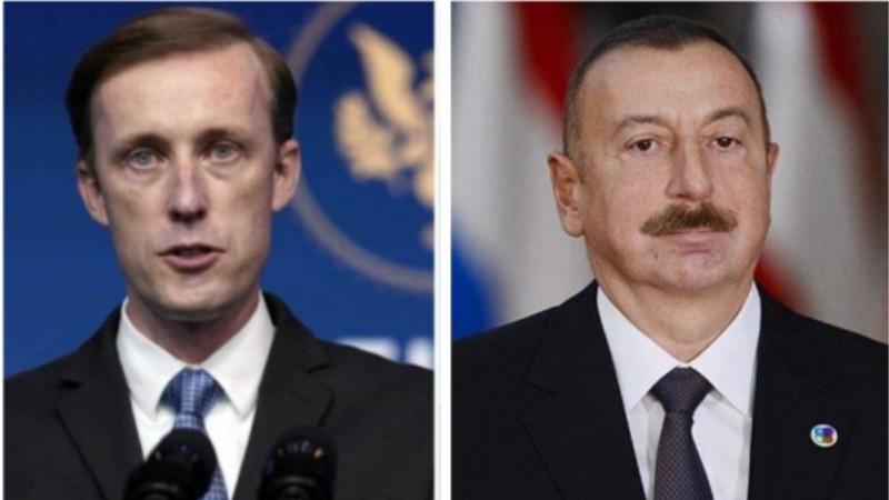 ԱՄՆ նախագահի խորհրդականը Ալիևի հետ զրույցում սահմանին ռազմական տեղաշարժերը անպատասխանատու և սադրիչ քայլ է անվանել
