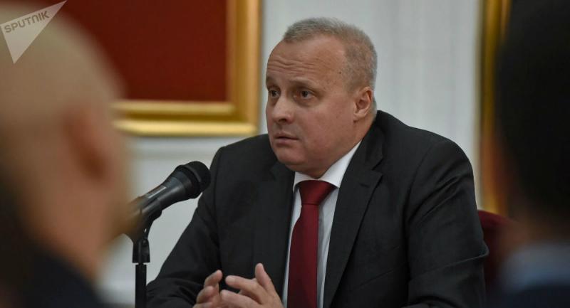 ՌԴ դեսպանը՝  «Էրեբունի» ավիաբազայի վերազինման մասին