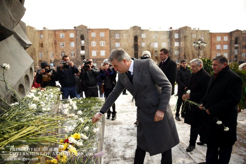 Գյումրիում կյանքի որակը սկզբունքորեն փոխվելու է. վարչապետ