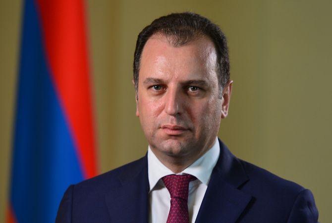 Կարծես սրբերը գիտեին. Վիգեն Սարգսյան