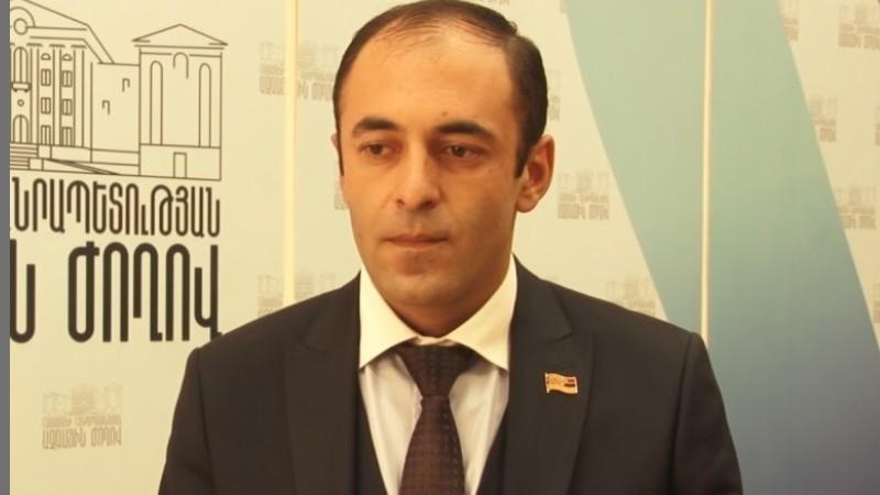 Տիգրան Ուլիխանյանը նշանակվել է ՊՎԾ ղեկավարի պարտականությունները կատարող