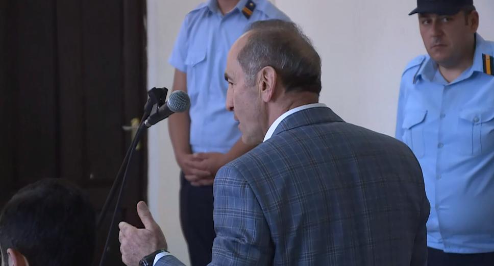 Քոչարյանին գրավով ազատելու միջնորդության վերաբերյալ որոշումը՝ սեպտեմբերի 20-ին