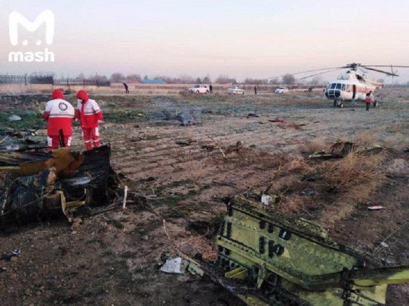 Boeing-737-ի բոլոր ուղևորները զոհվել են․ Reuters