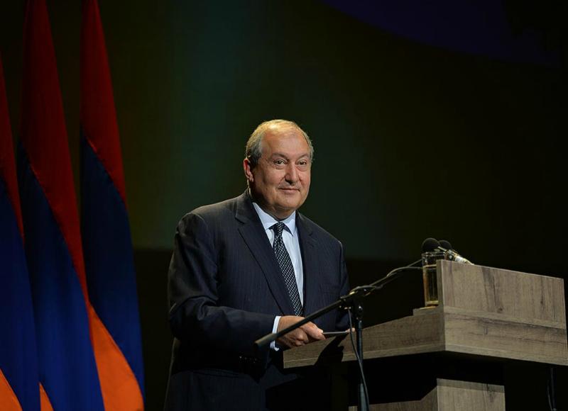 ՀՀ նախագահ Արմեն Սարգսյանը դեսպաններ է նշանակել