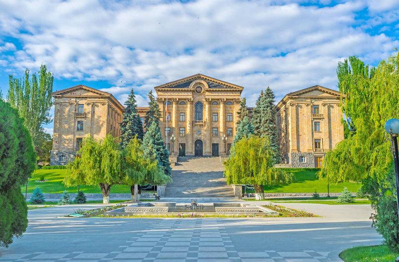 ՀՀ խորհրդարանի շենքը՝ աշխարհի լավագույնների տասնյակում