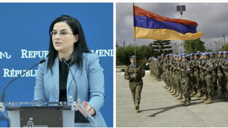 Լիբանանում հայ խաղաղապահները հեռու են պայթյունի վայրից. նրանց կյանքին վտանգ չի սպառնում. ՀՀ ԱԳՆ