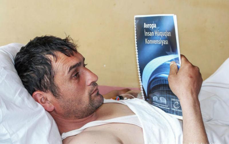 Հայաստանի սահմանը խախտած ադրբեջանցի կալանավորին վիրահատել են
