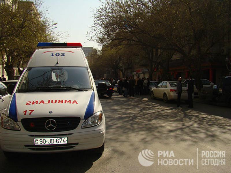 Ավտոբուսային վթար Ադրբեջանում, տուժել է 19 մարդ